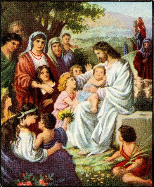 MzTeachuh: Let The Little Children Come Unto Me