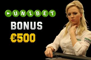 Unibet Poker Girl