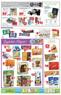 Familiprix Canada Flyer March 29 - April 4, 2018