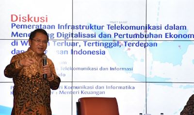 Revolusi Industri Digital, Pemerintah Fokus Pemerataan Akses Telekomunikasi