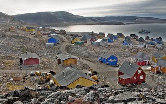 İzole Topluluk: Ittoqqortoormiit, Greenland