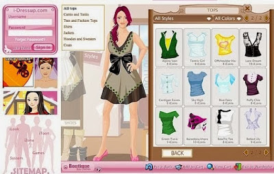 android game dress up