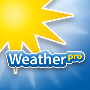 WeatherPro HD for Tablet Working v3.3.1 Apk Files