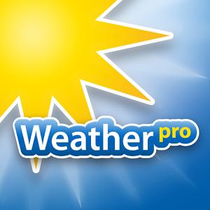 WeatherPro HD for Tablet Working v3.3.1 Apk Files