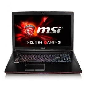 MSI GE72 2QE Windows 8.1 64bit drivers