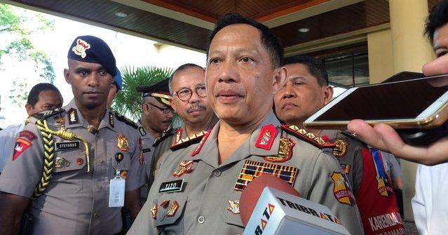 Arus Mudik Lancar, Kapolri Sebut Berkat Kebijakan Pembangunan Jokowi