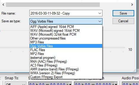 Tech Stuff: Converting a phone AMR sound file to MP3 or WAV file