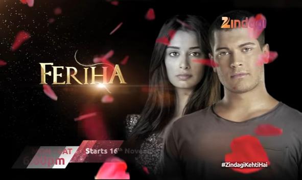 Feriha new Season Zindagi Tv Show Wiki Story,Cast, Song, Promo