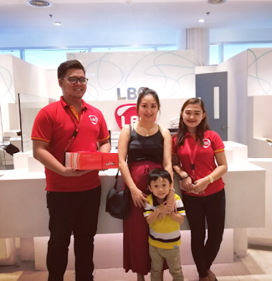 LBC Hones Value of Above-Par Customer Service Through Aming Ligaya