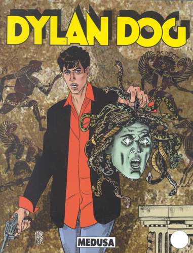 Dylan Dog (1986) 167 Page 1