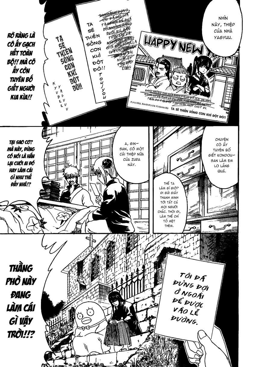 Gintama Chap 294 page 10 - Truyentranhaz.net