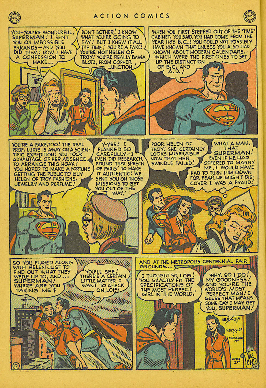 Action Comics (1938) 133 Page 12