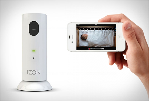 Izon Wi-Fi Video Monitor