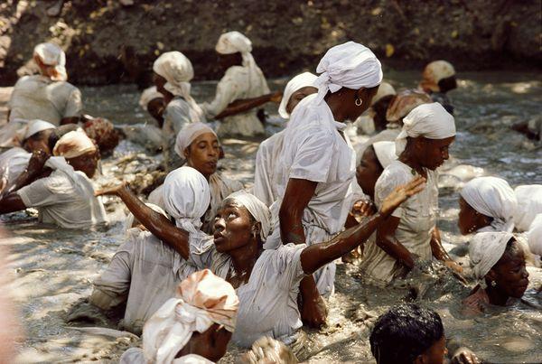 haiti history voodoo