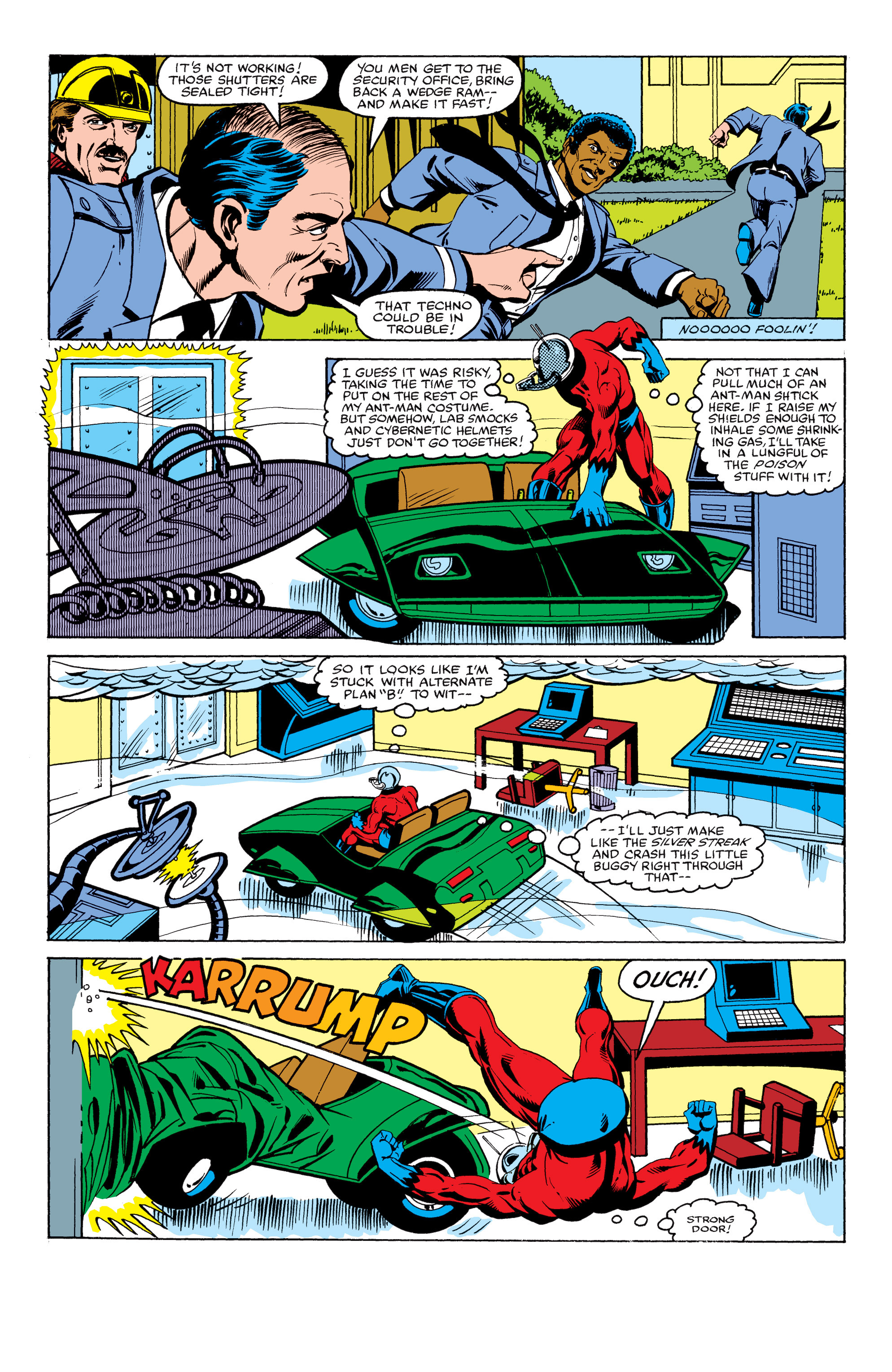 Read online Ant-Man comic -  Issue #Ant-Man _TPB - 171