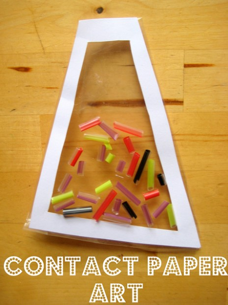 Easy Crafts For 5 Year Olds