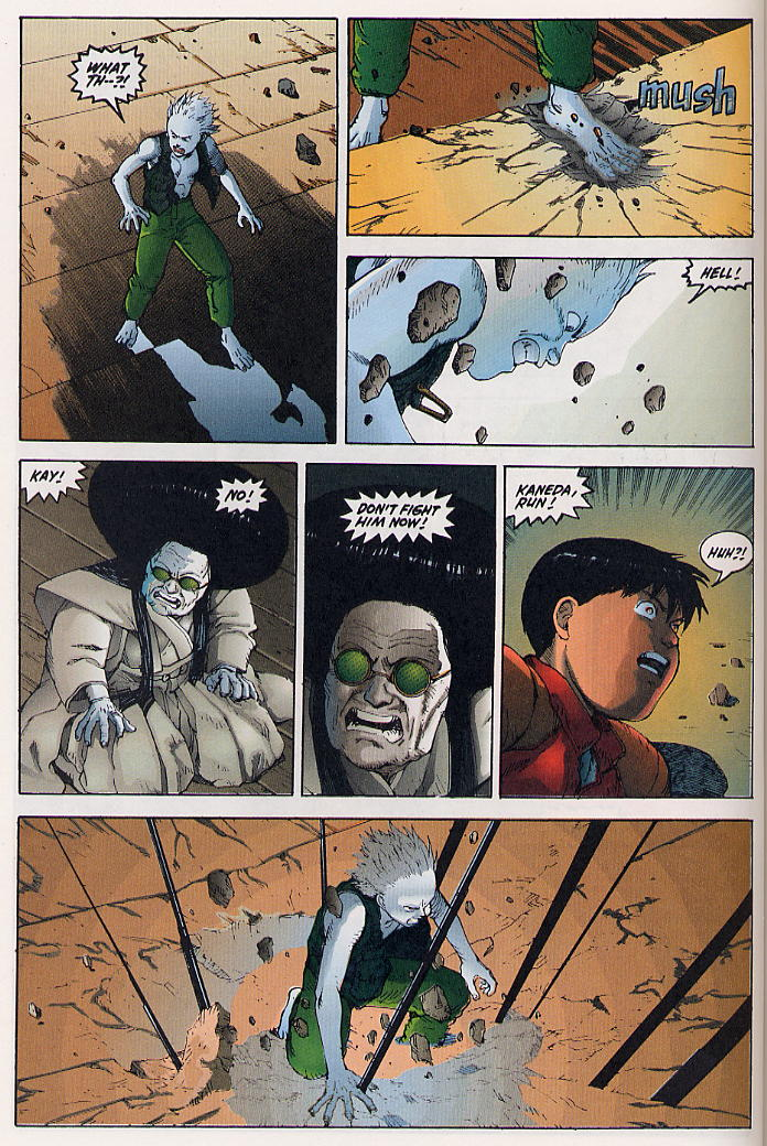 Read online Akira comic -  Issue #32 - 49