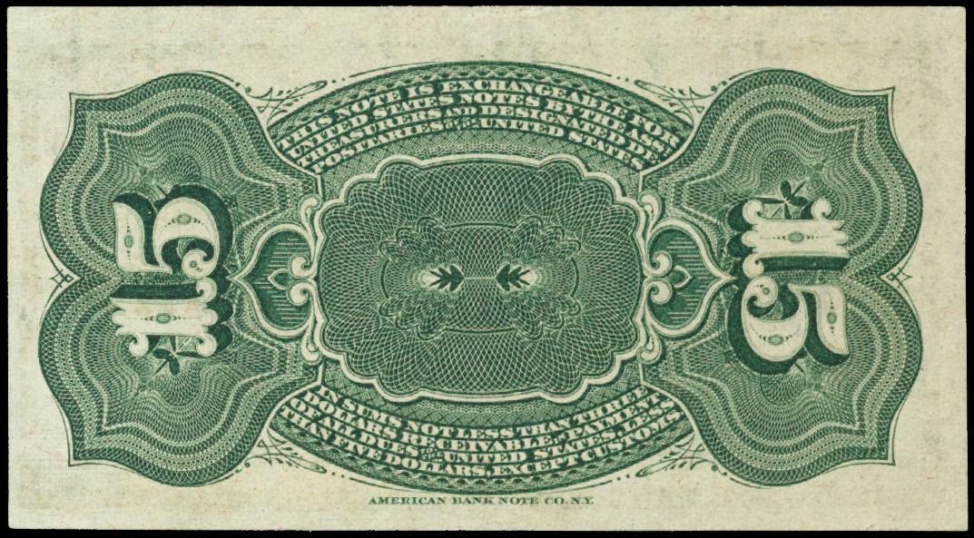 Fractional Currency Fifteen Cents