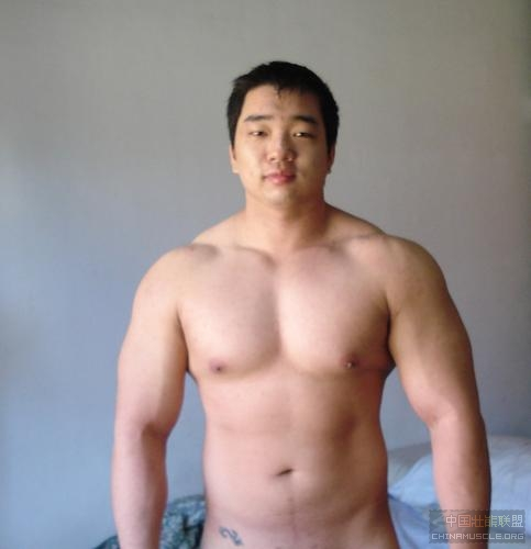 Asian Muscles 25