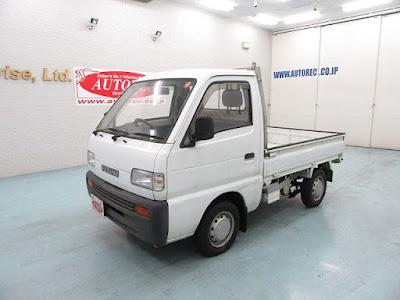 Suzuki Carry 4WD