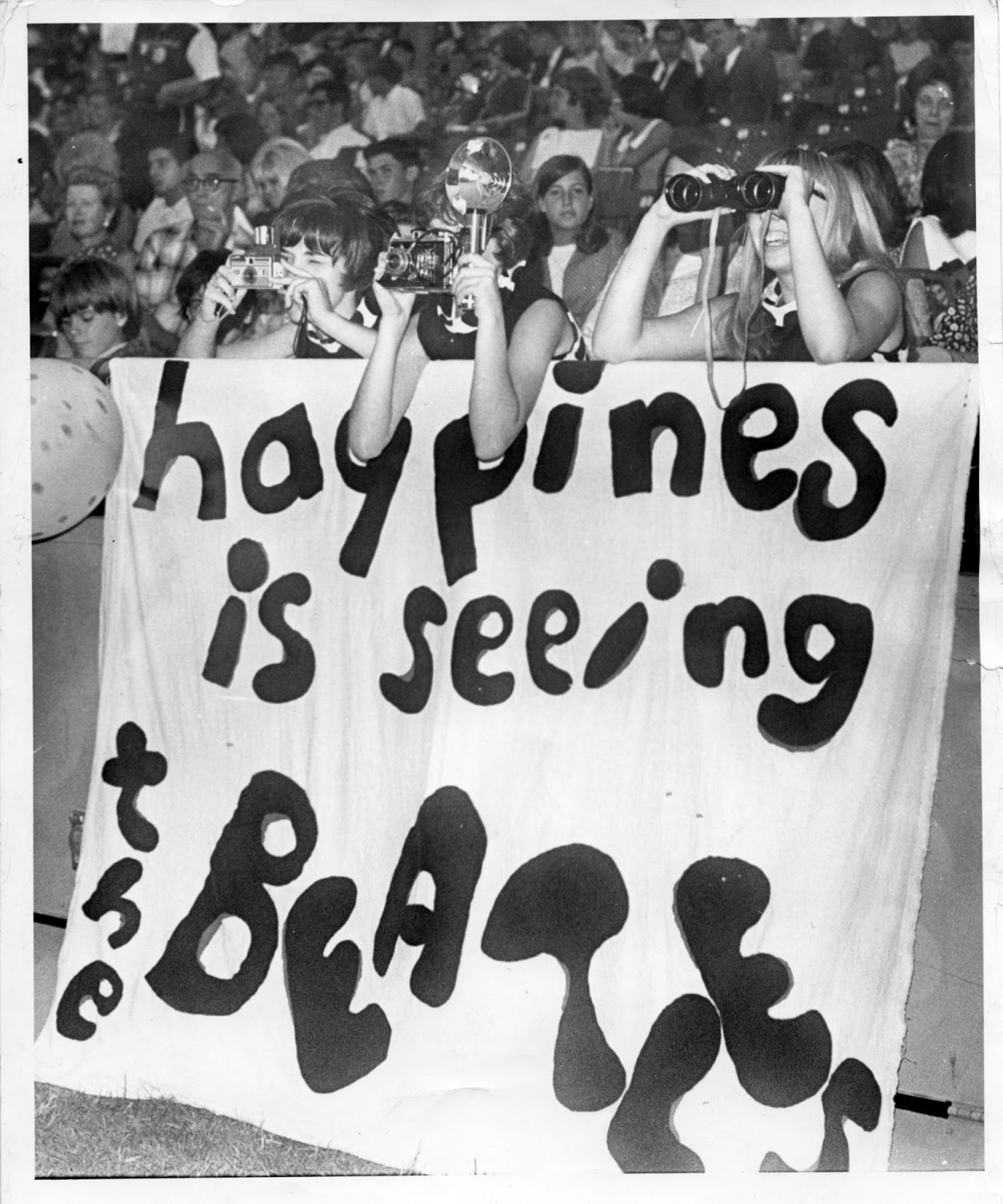 Gmail themes beatles - Sara S Book Happiness Is Seeing The Beatles Beatlemania In St Louis