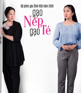 Phim Gạo Nếp Gạo Tẻ Tập 39 - Gao Nep Gao Te Tap 40 HTV2