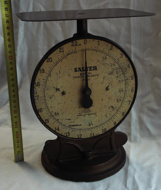 The Used Emporium Vintage Salter Royal Parcel Weighing Scales
