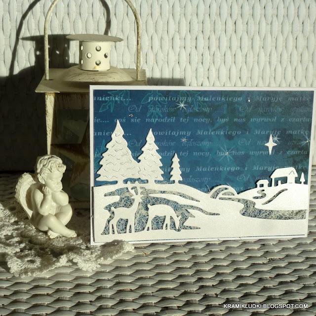 Kartki świąteczne.