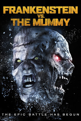 Frankenstein Vs. The Mummy 2015 DVDCustom HD Spanish