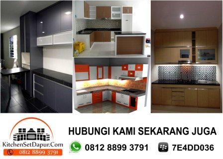 bikin kitchen set daerah di cimanggu, bogor, atang sanjaya
