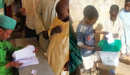 Underage Voters in Northern Nigeria