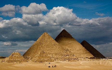 تاريخ مصر هو تاريخ الإنسانية