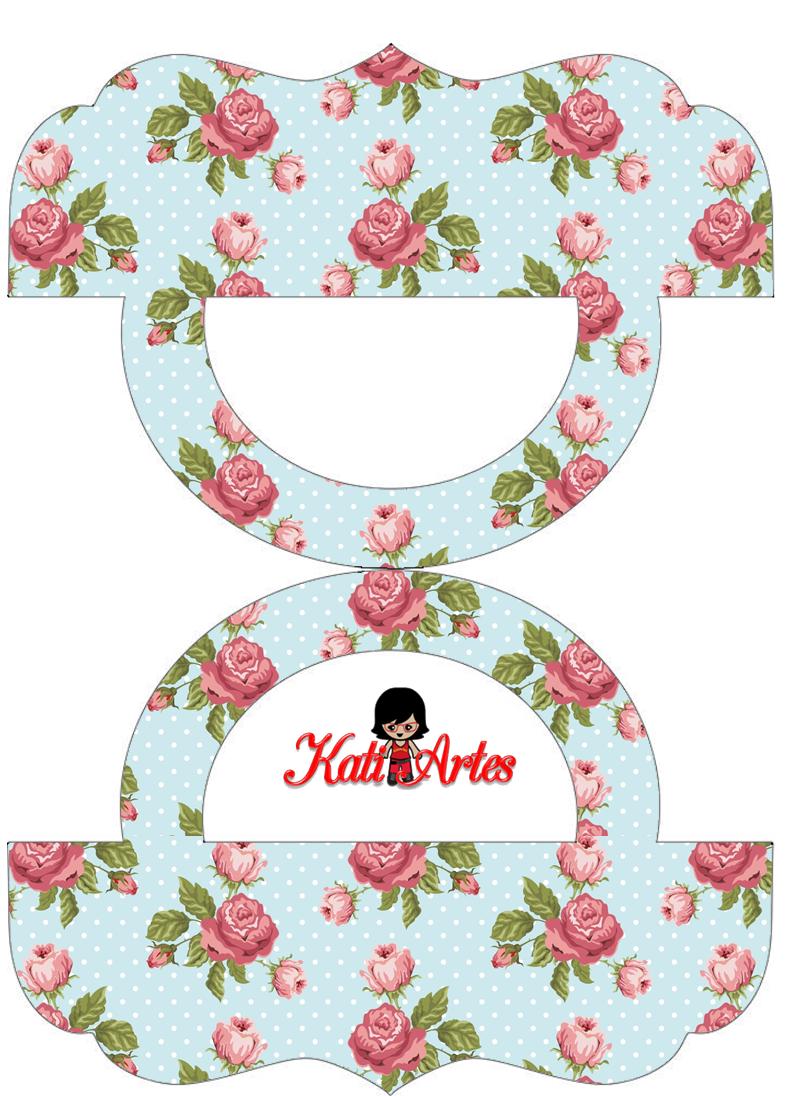 Flores: Etiquetas para Bolsas de Golosinas para Imprimir Gratis ...