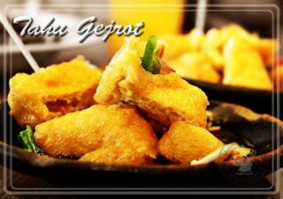 Resep Tahu Gejrot Sederhana Rasa Original