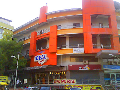 Ideal cafe near Sharavu temple