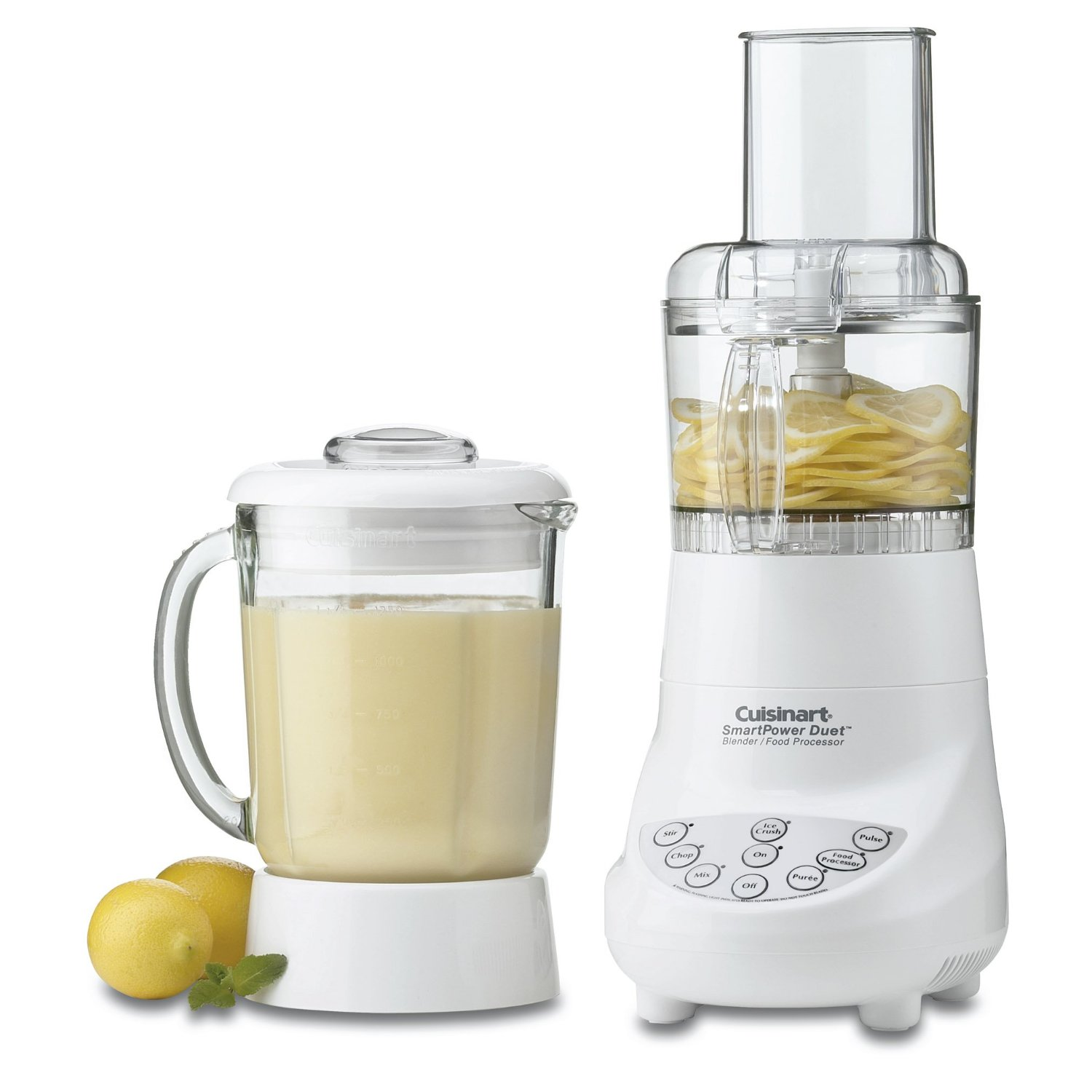 Smartpower Duet Blender Food Processor Cuisinart Recall