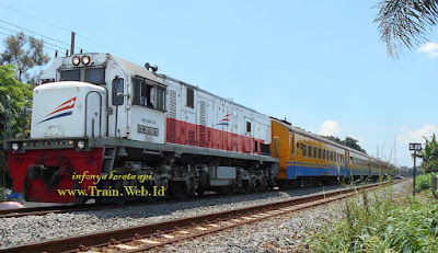 Info Harga Tiket Kereta Api Progo Juni 2019