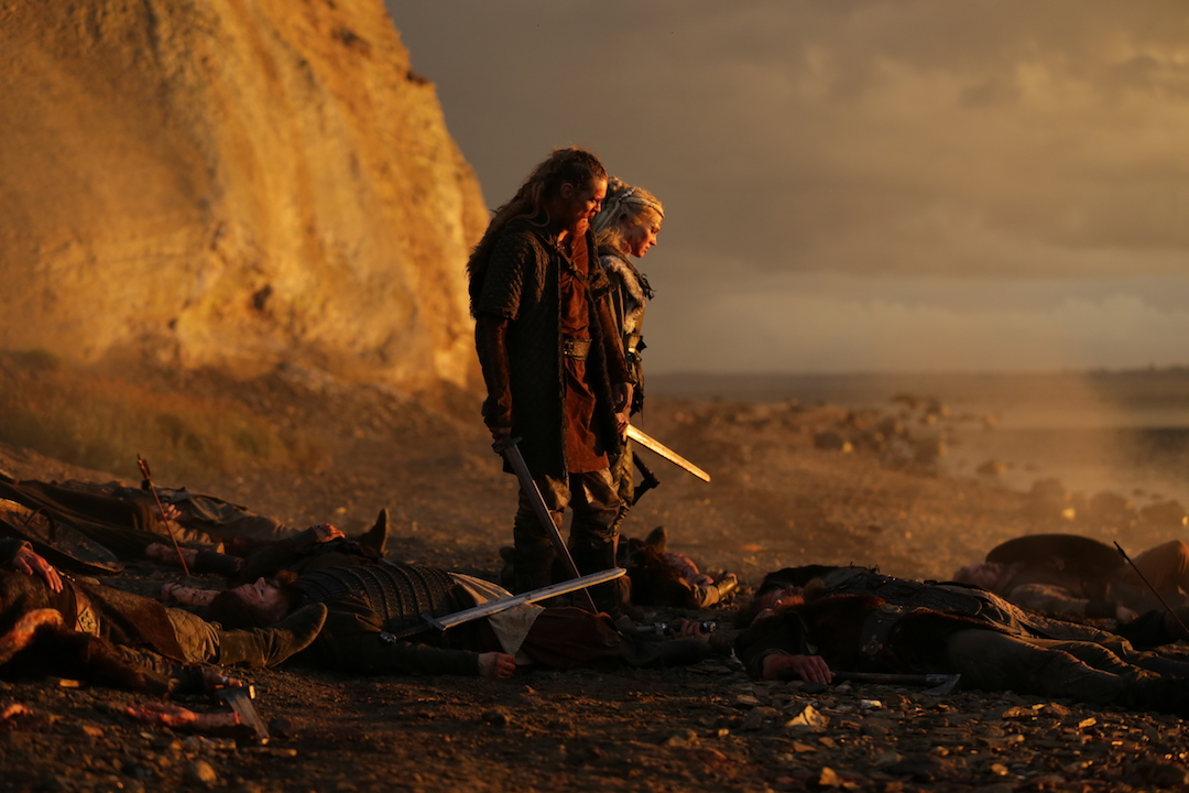 Epic Acquires Roel Reine's Norse War Epic, REDBAD, For North America