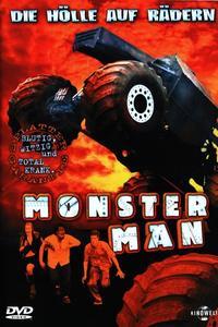 Poster Monster Man