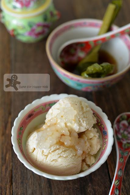 gula Melaka ice cream