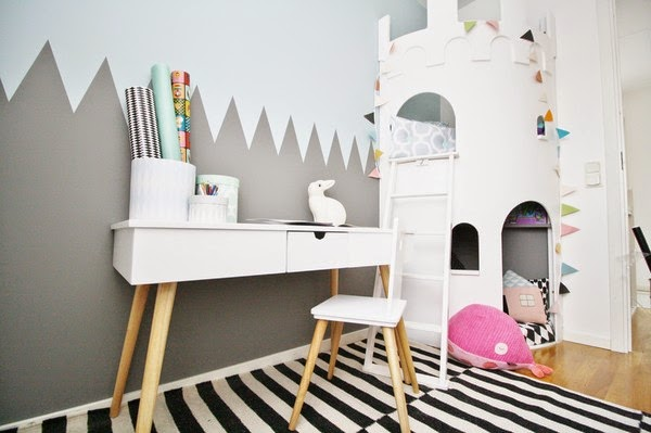 am nager une chambre d enfant volutive. Black Bedroom Furniture Sets. Home Design Ideas