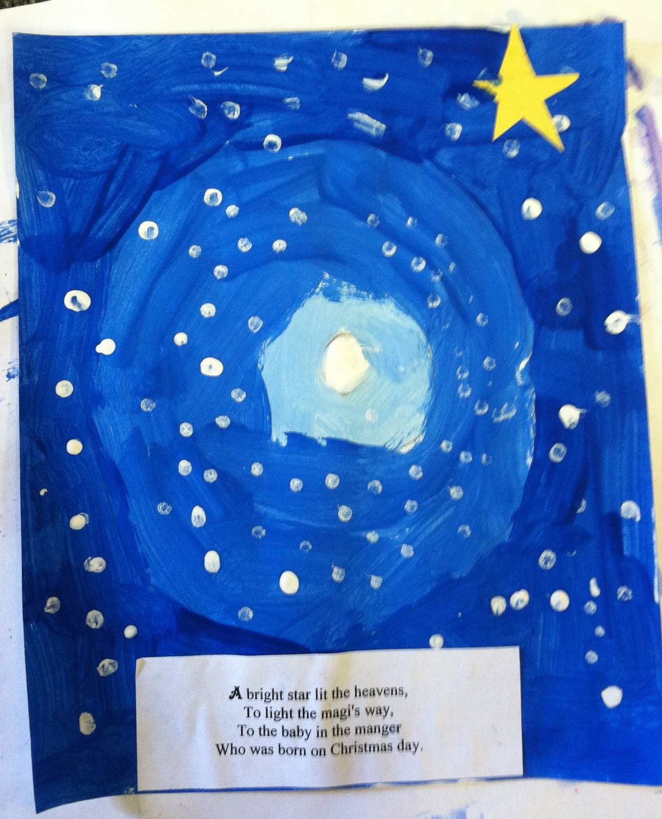 Art With Mrs Smith Christmas Art