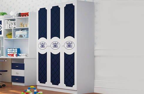 Gợi ý những mẫu tủ quần áo cho bé trai bạn không thể bỏ qua