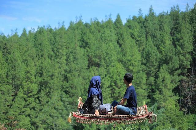 Percutian Melancong Tempat Menarik di Bandung Dago Dreampark Lembang