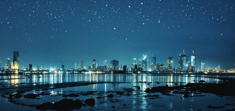 Mumbai - the bejeweled night queen