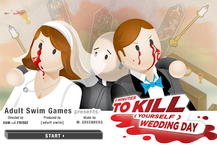 Prokrastination : 5 Minutes to Kill (Yourself) Wedding Day (Spiel)