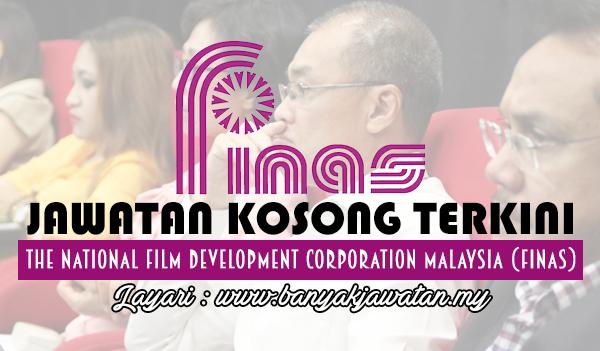 Jawatan Kosong 2017 di Perbadanan Kemajuan Filem Nasional Malaysia (FINAS) www.banyakjawatan.my