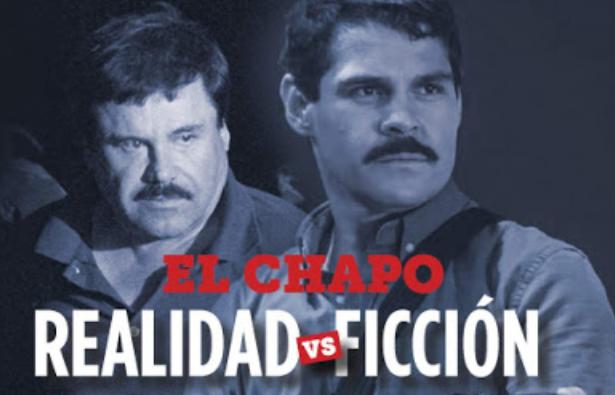 """Video: """"EL CHAPO""""… LA SERIE… Y LOS HECHOS REALES"""