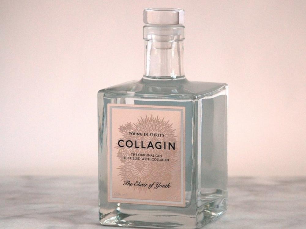 Collagin: Trink dich schön – mit Gin