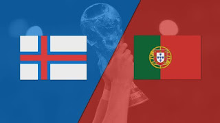 Portugal vs Faroe Islands Live Stream Football online World Cup Qualifiers today 31-August-2017